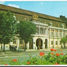 CPI (B8664) CARTE POSTALA - CLUJ-NAPOCA. MUZEUL DE ARTA - Carte Postala Transilvania dupa 1918, Circulata, Fotografie