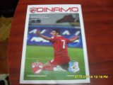 program     Dinamo   -  Pandurii Tg.  Jiu