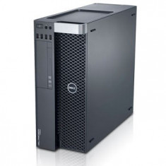 PC sh gaming Dell Precision T3600, E5-1650, GeForce GTX 1050 OC - Sisteme desktop fara monitor Dell, Fara sistem operare