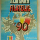 020. Almanah filatelic 1990