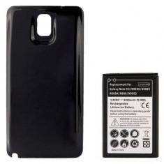 Baterie extinsa acumulator  6800 mAh Samsung Galaxy Note 3 N9000/ N9005, Li-ion