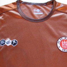 Tricou fotbal - FC ST. PAULI (Germania) - Tricou echipa fotbal, Marime: M, Culoare: Din imagine