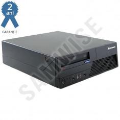Calculator Incomplet Lenovo M58P DT, LGA775, Intel G41, DDR2, SATA2 - Sisteme desktop fara monitor Lenovo, Intel Pentium Dual Core, 500-999 GB, Fara sistem operare