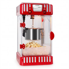 Klarstein Volcano mașină de popcorn vas de inox 300W - Aparat popcorn