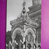 HOPCT 30031 MANASTIREA CURTEA DE ARGES IN 1965-CT-RPR-STAMPILOGRAFIE-CIRCULATA