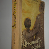 F.VIGDOROVA - DRUMUL IN VIATA - Carte de aventura