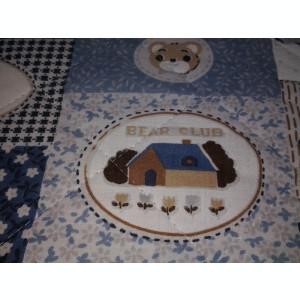 Bear Club  Landou / Portbebe + husa frig + rucsac