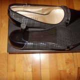 Pantofi - Pantof dama, Culoare: Negru, Marime: 40