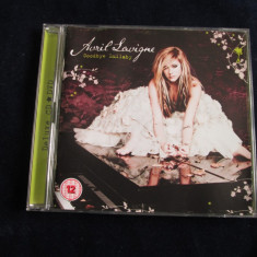 Avril Lavigne - Goodbye Lullaby _ cd + dvd _ Sony(EU) - Muzica Rock sony music