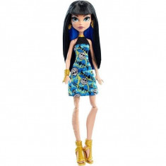 Jucarie fetite papusa Monster High Cleo de Nile Mattel
