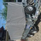 Remorca Ifor Williams 3 tone cu sistem franare - Utilitare auto