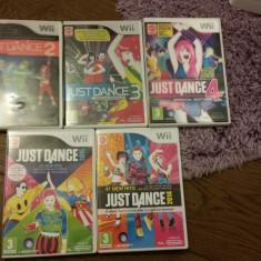 Set de jocuri Just Dance - Nintendo Wii - Jocuri WII Ubisoft