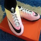 Adidasi fotbal Sintetic Nike Mercurial Vortex nr 38 - Ghete fotbal Nike, Culoare: Multicolor