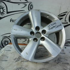 Janta R 19 Toyota Corolla 8JX19 ET35 an 2005 - Anvelope camioane