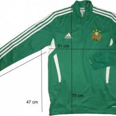 Bluza sport fotbal ADIDAS Rapid, originala ca noua (M) cod-174481 - Trening barbati Adidas, Marime: M, Culoare: Din imagine