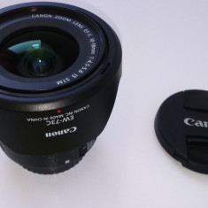 Canon EF-S 10-18mm f/4.5-5.6 IS STM + parasolar