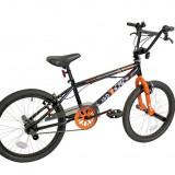 Bicicleta copii freestyle 20 inch Westbeach, 11 inch, Numar viteze: 1