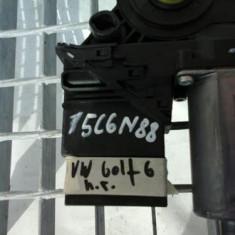 Motoras macara electrica usa dr spate Vw Golf6 An 2009-2013 cod 5K0959795