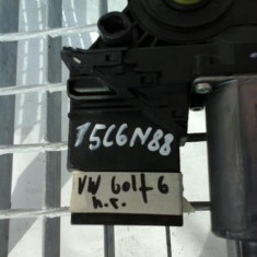 Motoras macara electrica usa dr spate Vw Golf6 An 2009-2013 cod 5K0959795 - Macara geam