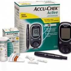 Glucometrul Accu-Chek Active + 10 teste