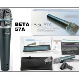Microfon profesional SHURE Beta 57A - Cu fir