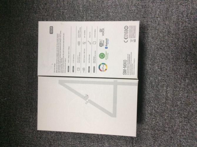 Samsung Galaxy Note 4 nou negru in cutie foto mare