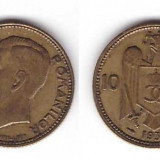 Romania 1930 - 10 lei - Moneda Romania