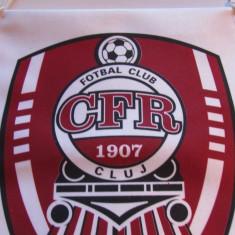 Fanion fotbal de protocol - CFR CLUJ
