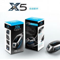 Modulator FM AUTO X5 Bluetooth