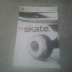Manual - Skate - XBOX 360