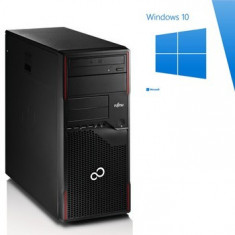 PC Refurbished Fujitsu ESPRIMO P700, Core i3-2100, Win 10 Home - Sisteme desktop fara monitor Siemens, Windows 10