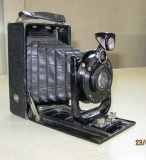 Aparat foto pe film si placi Zeiss Ikon Suevia 24.