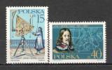 Polonia.1987 300 ani moarte J.Hevelius-astronom  SP.383, Nestampilat