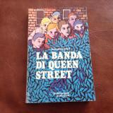 Carte l Italiana - La banda di Queen Street de Desmond Skirrow - 1972 / 198 pag - Carte in italiana
