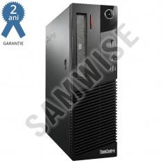 Calculator Incomplet Lenovo M91P DT Intel Q67, LGA1155, DDR3, SATA3, DVD-ROM - Sisteme desktop fara monitor Lenovo, Intel Celeron, LGA775, Fara sistem operare