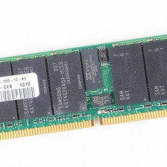 ECC RAM Samsung 16GB 2x8GB DDR2-667MHz PC2-5300P 2Rx4 240-pin - Memorie server