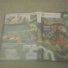 Kinectimals - Kinect - XBOX 360 - Jocuri Xbox 360, Board games, 16+, Multiplayer
