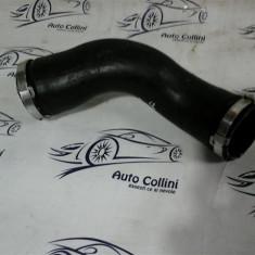 Furtun intercooler Audi A8 an 2010-2014 stg cod 4H0145737M - Tubulatura intercooler turbo