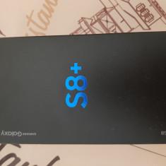 Samsung galaxy s8 + - Telefon Samsung, Negru, Neblocat, Single SIM