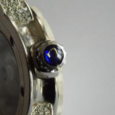 Ceas Nubeo cu diamante-project Medusse 36 - Ceas dama, Mecanic-Automatic
