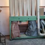 Vand exhaustor cu 2 saci