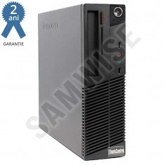 Calculator Lenovo M81 SFF,  G630 2.7GHz, 4GB DDR3, Video HD Graphics, 320GB