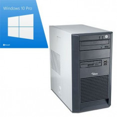 PC Refurbished Fujitsu Siemens ESPRIMO P2520, E2180, Win 10 Pro - Sisteme desktop fara monitor Siemens, Windows 10