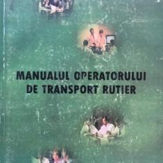 MANUALUL OPERATORULUI DE TRANSPORT RUTIER - Carti Transporturi