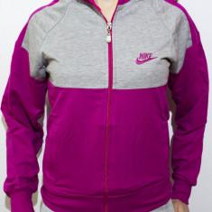 Trening Nike dama - trening dama trening slim fit trening negru cod 177, Marime: M, L, XL, Culoare: Albastru, Fuchsia, Rosu