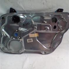 Macara electrica + suport macara dr fata Seat Ibiza An 2002-2006 cod 6L4837752DJ - Kit reparatie macara
