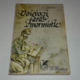N.CRISAN - VOIEVOZI FARA MORMINTE - Roman istoric