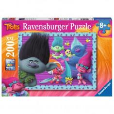 Puzzle Trolls, 200 piese Ravensburger