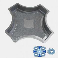 Matrite plastic ptr. producere pavaj.