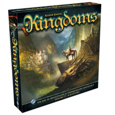Joc Kingdoms - Joc board game